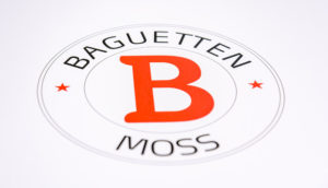 Baguetten Moss Logo Ps Press Reklame