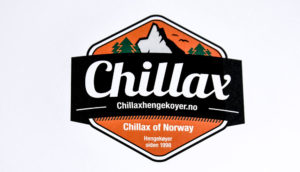 Chillax logo PS Press REklame