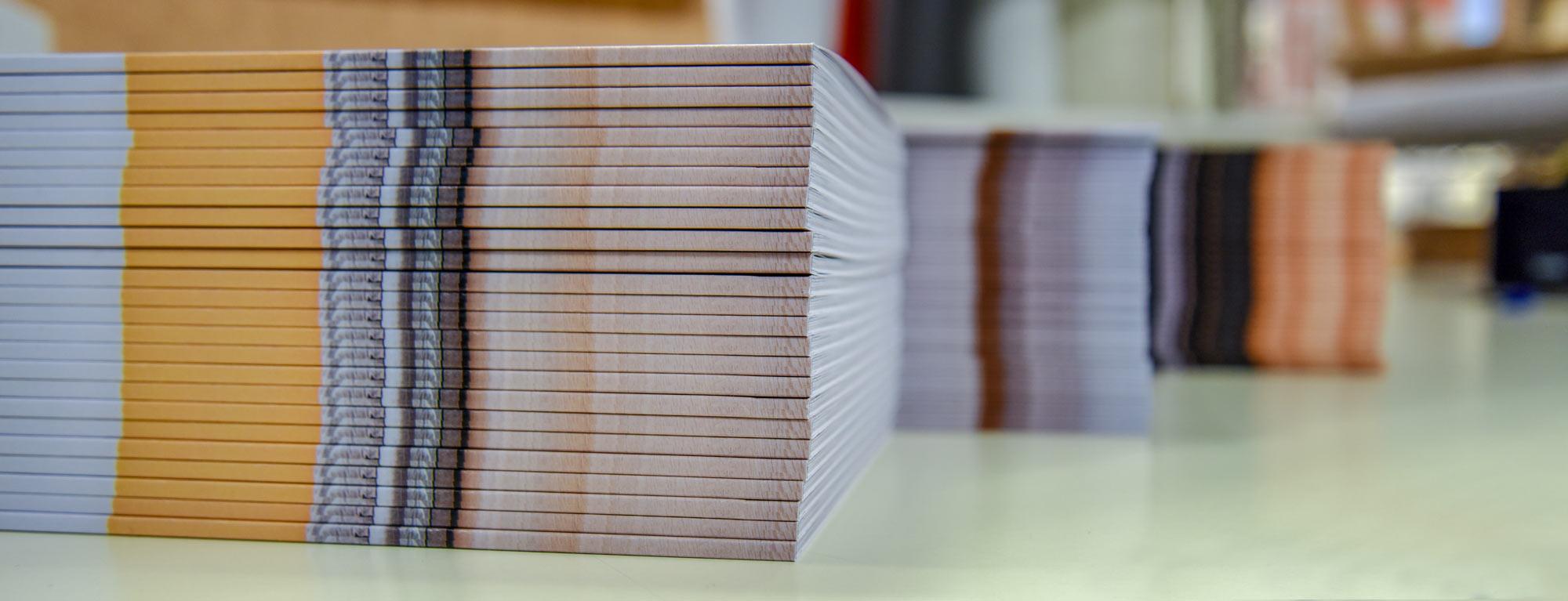 Brosjyrer, hefter, flyer, prospekt