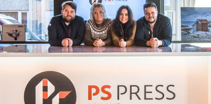 PS Press Reklame, Ide Reklame, Mona Solum
