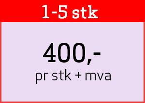 1-5 stk